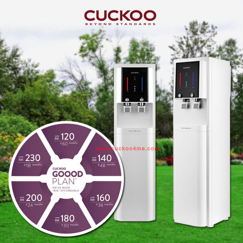 cuckoo queen stand