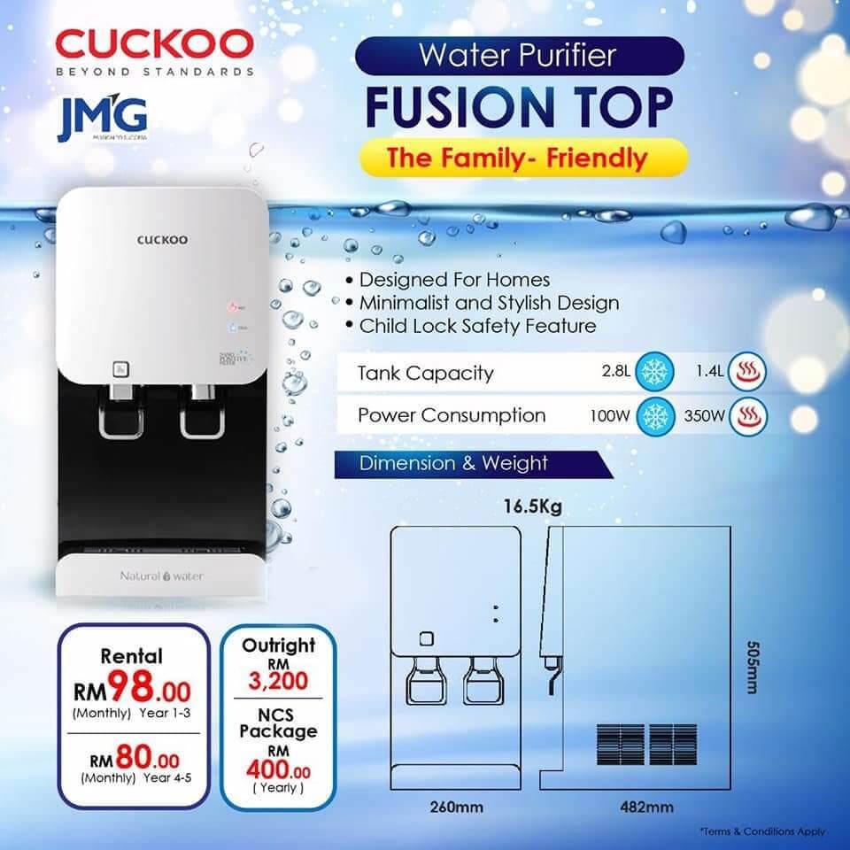 fusion top